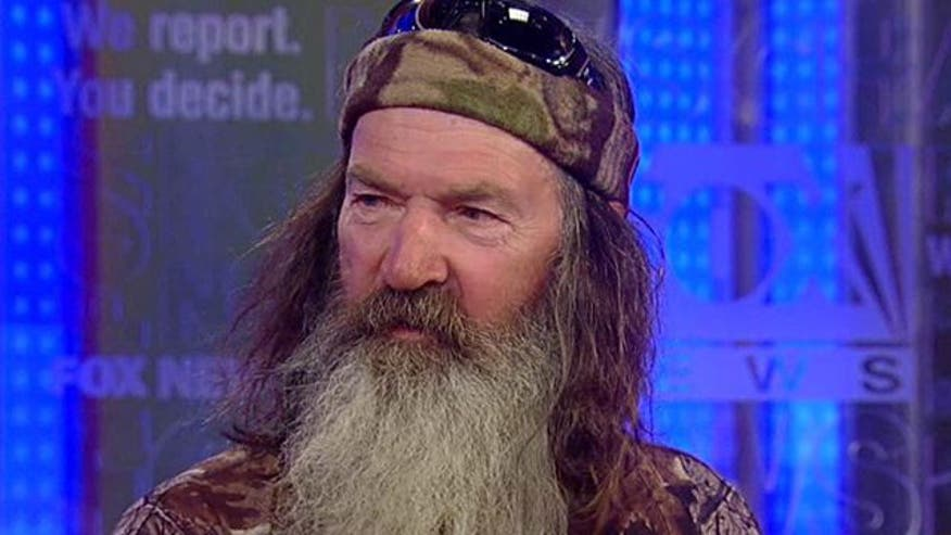 'Duck Dynasty' debuts on A&E