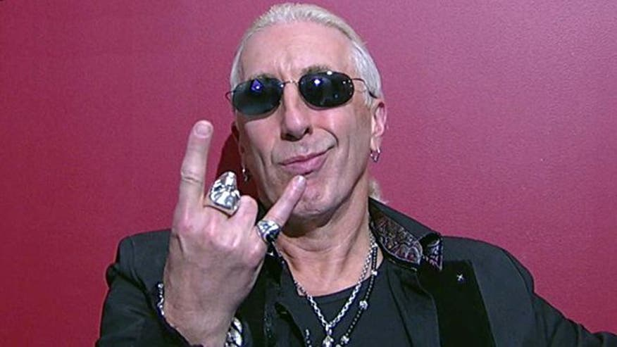 qa dee snider would flee thrift stores so fans wouldn 39 t. Black Bedroom Furniture Sets. Home Design Ideas