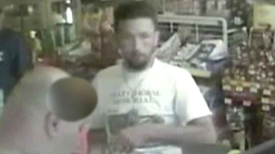 TN kidnapping suspect reportedly shown on surveillance video