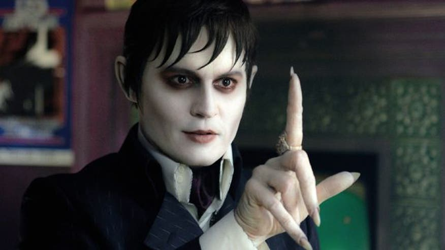 Johnny Depp stars as a vampire who returns to his ancestral home and finds new dysfunctional inhabitants in Tim Burton's latest film