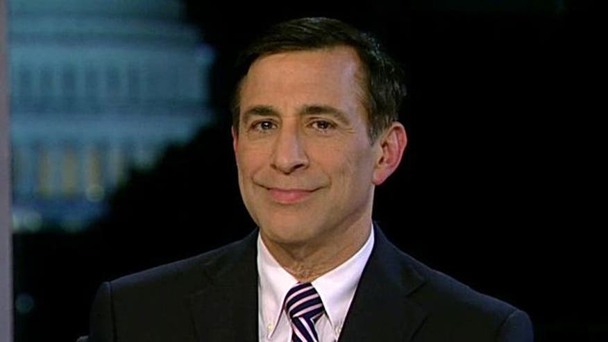 House Oversight and Government Reform Committee Chairman Darrell Issa gives the latest on possible contempt citation for attorney general over 'Fast and Furious' scandal