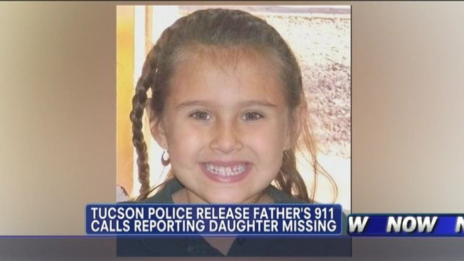 AZ Missing Girl Case: Father's 911 Calls Released