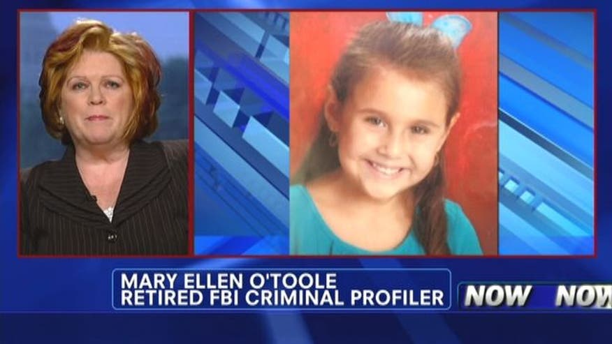 Mary Ellen O'Toole talks about AZ Missing Girl Case after police confirm girl was abducted.