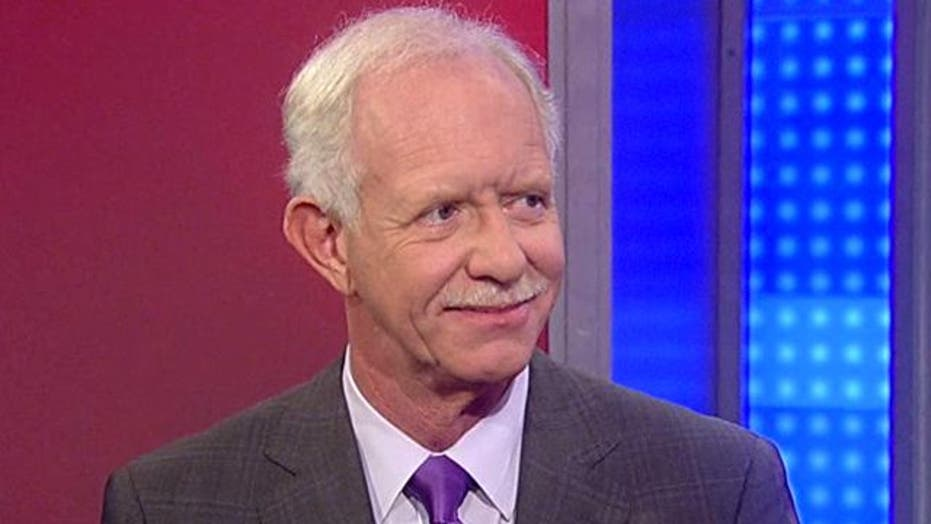 Capt. 'Sully' Sullenberger on courage, leadership
