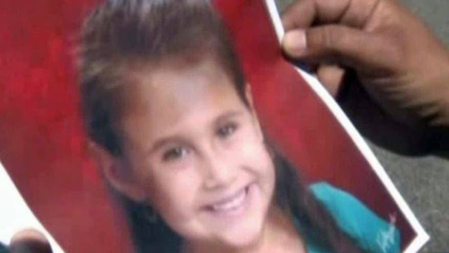 Inside the search for missing 6-year-old