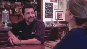 Javier Placencia is a chef and restauranteur determined to bring tourists back with his Baja Mediterranean cuisine.