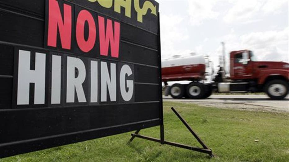 Worries new recession fears may keep companies from hiring