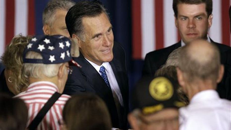 3-2-1 Strategy Plots Romney's Path to Victory