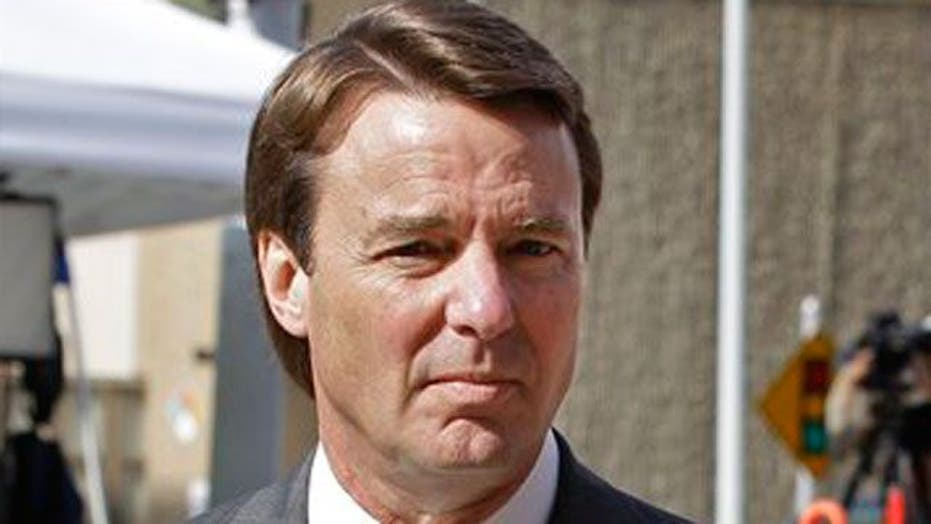 Jury reconvenes in John Edwards federal corruption trial