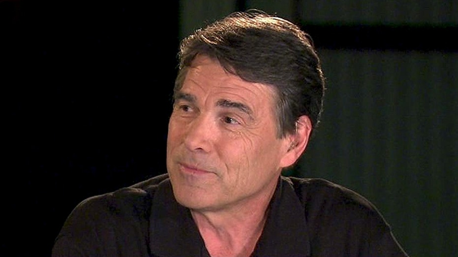 Gov. Perry: Border-Strong Presidential Candidate?