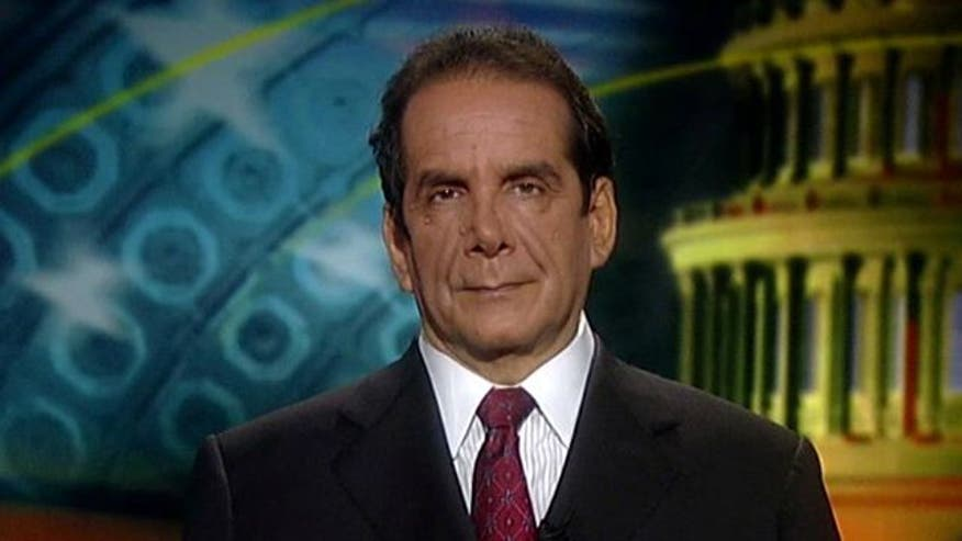 O'Reilly debates Krauthammer on the subject of Obama's track record overseas
