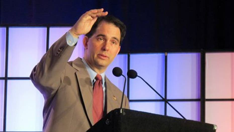 WI recall a good predictor of general election?