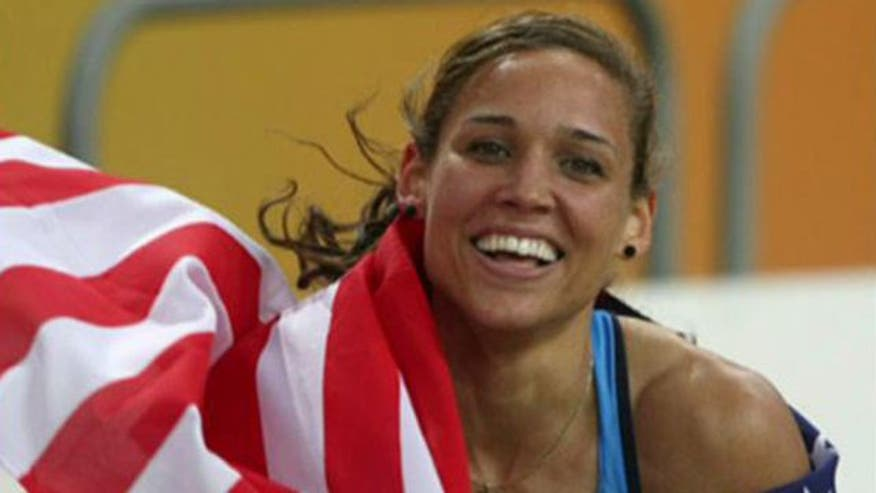 Olympian vows to wait for marriage