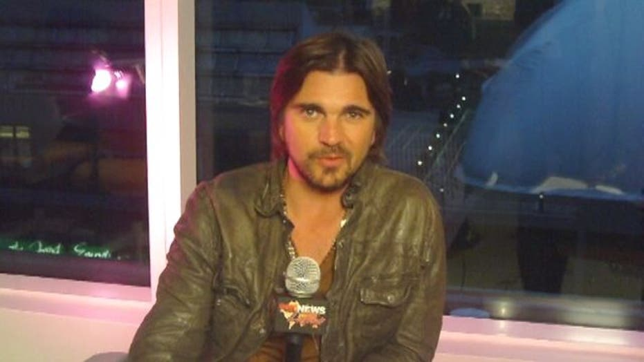 Juanes Talks MTV Unplugged, Medellin and More