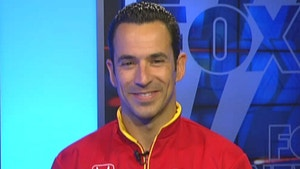 IndyCar driver and 3-time Indy 500 winner Helio Castroneves stops by Fox Car Report LIVE!