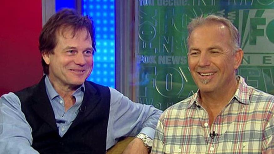 Kevin Costner, Bill Paxton star in 'Hatfields & McCoys'