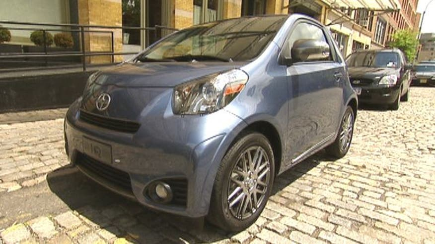 Fox Car Report drives the 2012 Scion iQ.