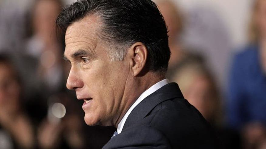 Analysis of attacks on Romney's business record