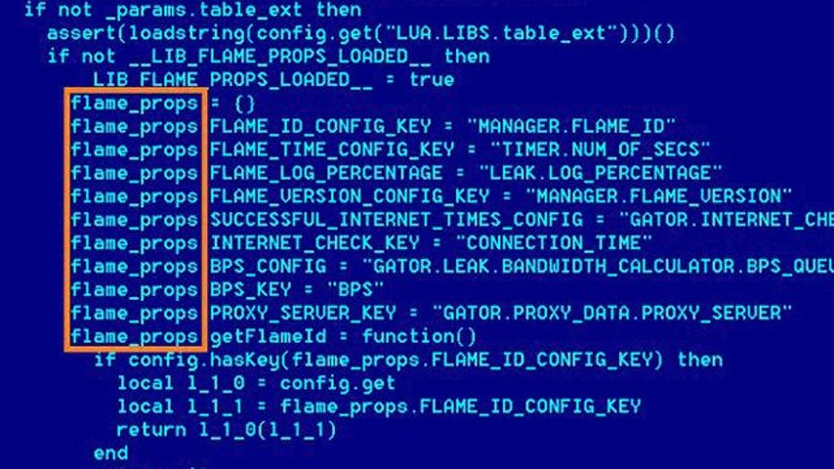 'Flame' computer virus hits Middle East