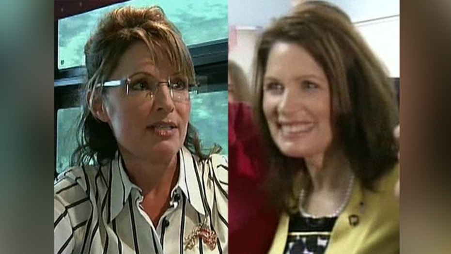 Bachmann, Palin Fuel Rumors