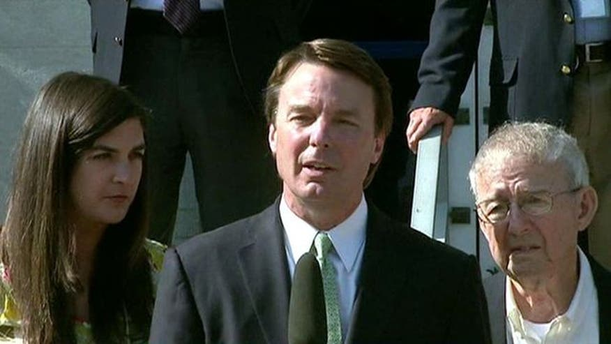 'On the Record' legal panel looks at how John Edwards escaped conviction in his corruption trial