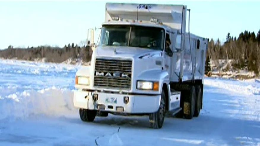 We talk to Ice Road Trucker Hugh Rowland about season 6 of the hit History show and Matt Edmonds from TireRack.com