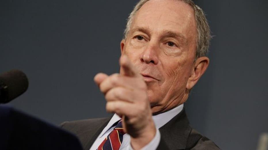'Big Brother' Bloomberg