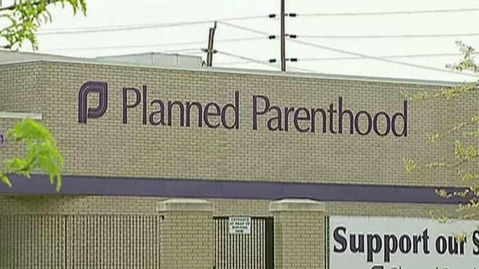Undercover Planned Parenthood video sparks outrage