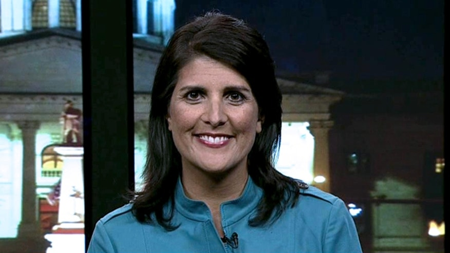 Gov. Nikki Haley says Department of Homeland Security stopped officials from using E-Verify documentation to enforce state's immigration law
