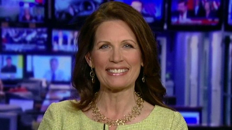 Bachmann Next to Jump Into 2012 Race?