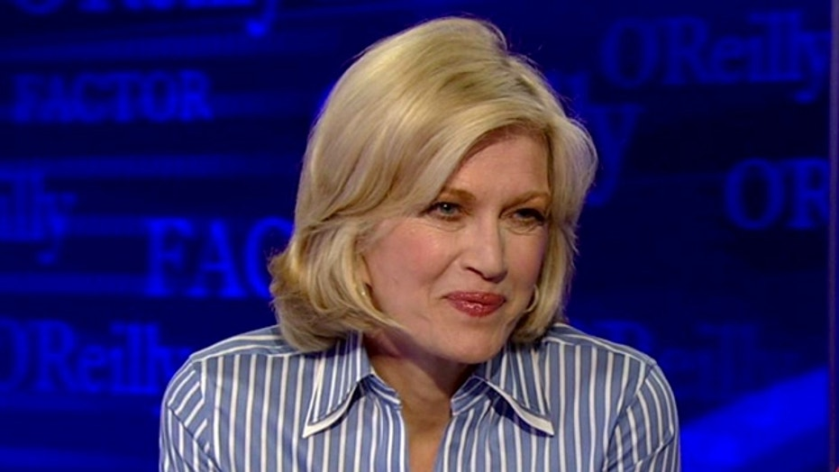 Diane Sawyer in No Spin Zone