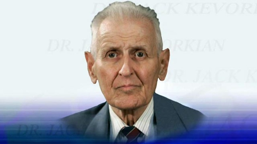 Jack Kevorkian has left this world