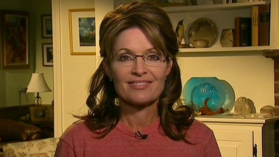Sarah Palin on 'Hannity'