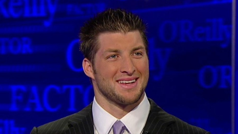 Tim Tebow Enters the No Spin Zone