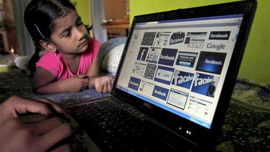 Technology would reportedly allow kids to use social networking site with parental supervision
