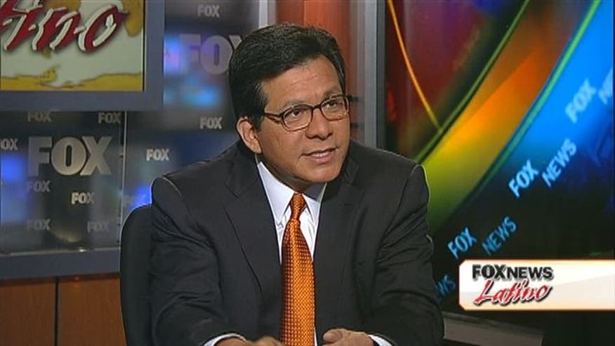In a Fox News Latino exclusive, Alberto Gonzales discusses SB 1070 with Juan Williams.