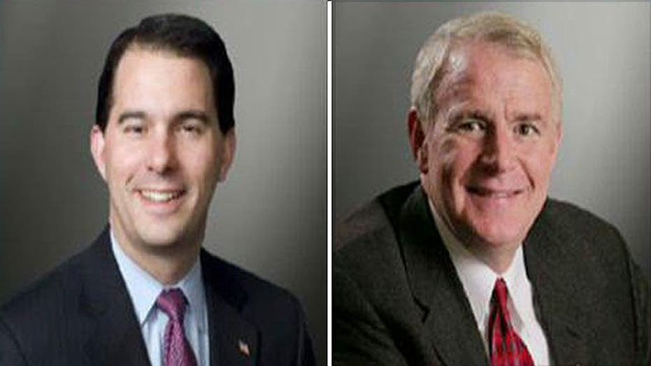 What does the Wisconsin recall mean to 2012 race?