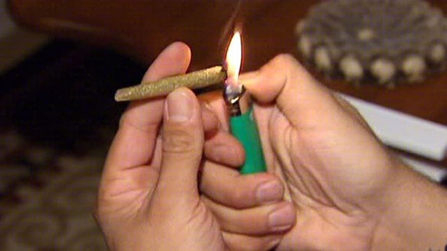 Governor seeks to change pot law