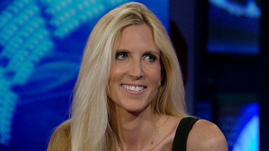 Ann Coulter on 'Hannity' Part 1