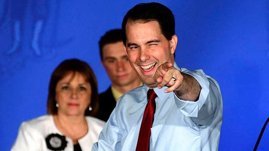 Gov. Walker: 'This was a victory for the taxpayers'