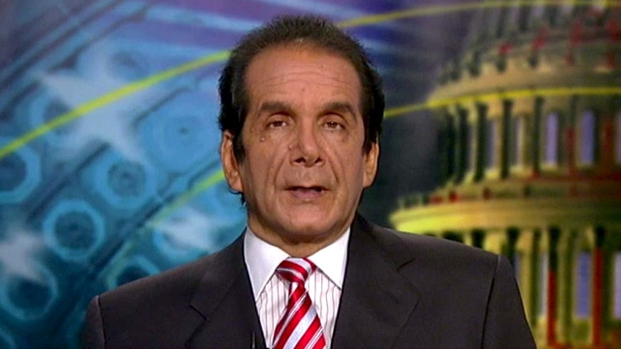 Charles Krauthammer explains why GOP should stay out of controversy