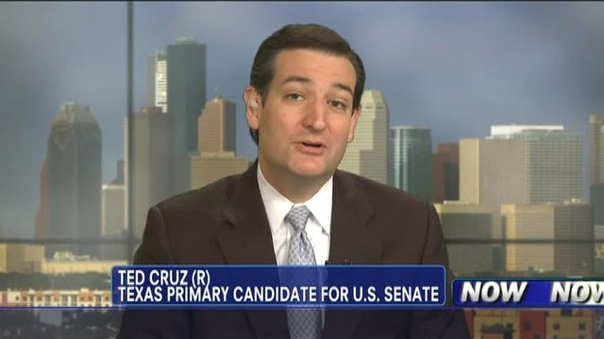 Texas Senate candidate Ted Cruz doesn't want a debate in Spanish.