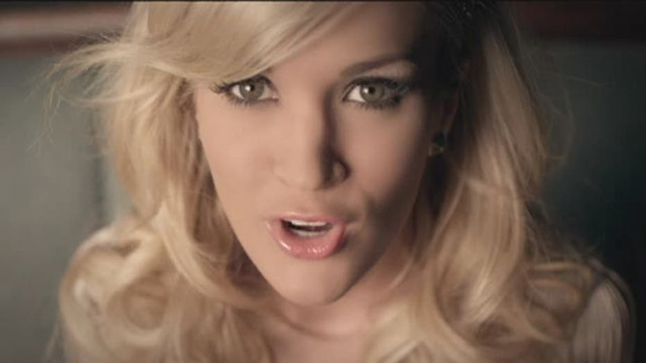 Carrie Underwood wins top CMT Video Award