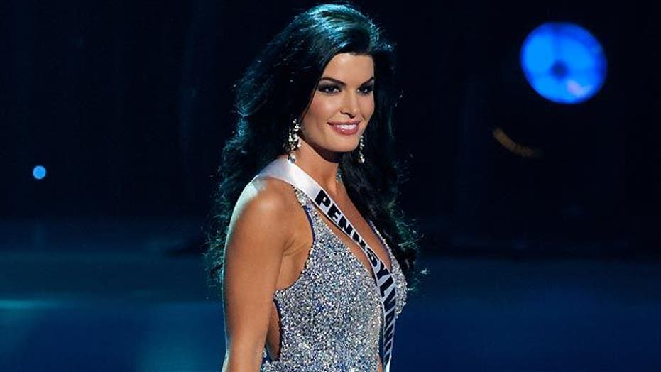 Miss Pennsylvania resigns amidst pageant controversy
