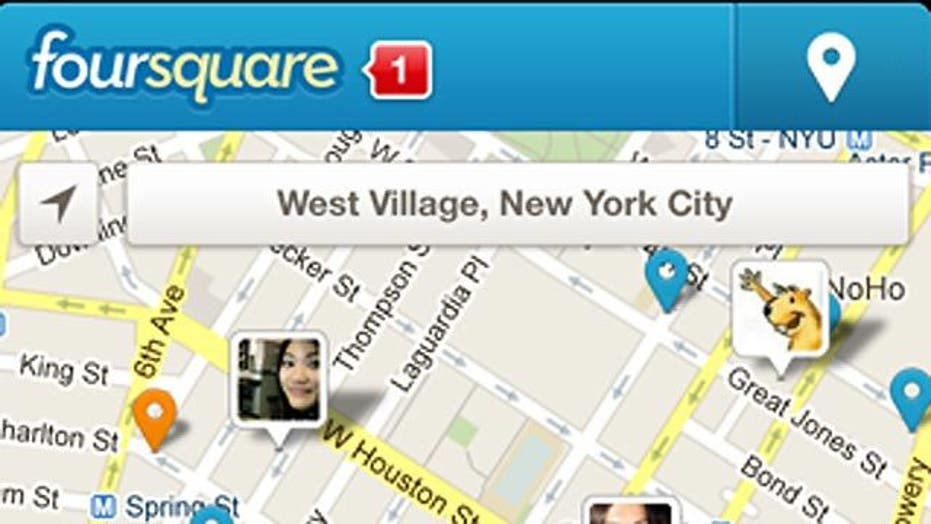 Demo: Inside the new Foursquare app