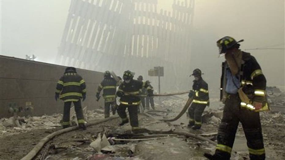Health issues after 9-11