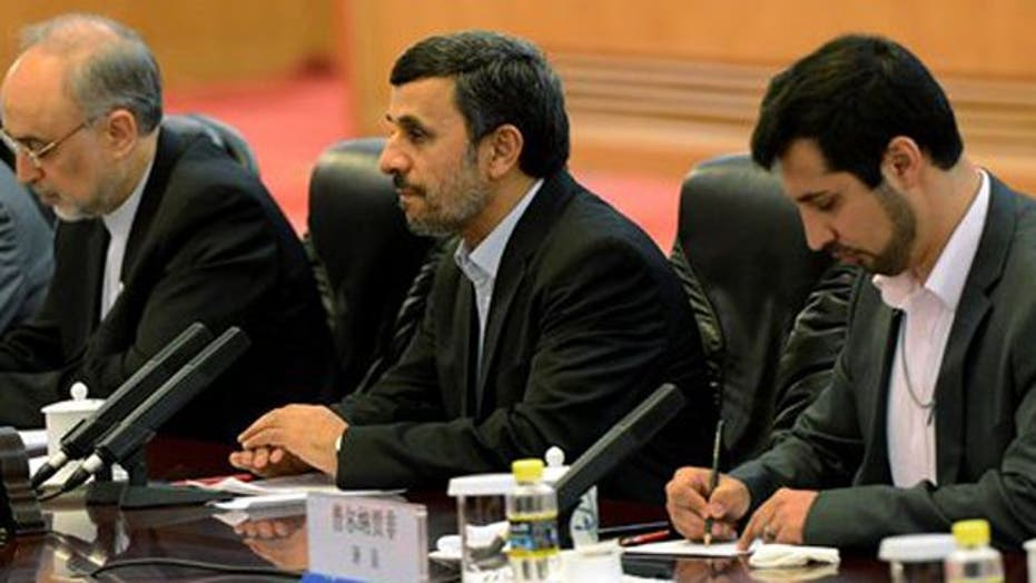 Iran: Nuclear talks' 'Only Path' is accepting Iran's demands