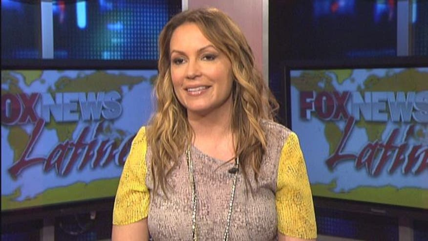 "Known as the voice of New York, radio personality and actress Angie Martinez talks to FNL about her new reality show ""Empire Girls"" with fellow Latina actresses Adrienne Bailon and Julissa Bermudez."