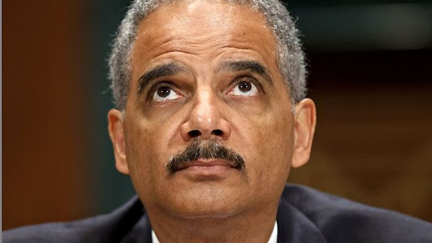 Attorney general takes heat on Capitol Hill again