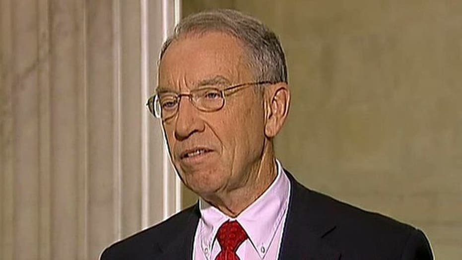 Grassley to Holder: Time for full 'Fast' cooperation